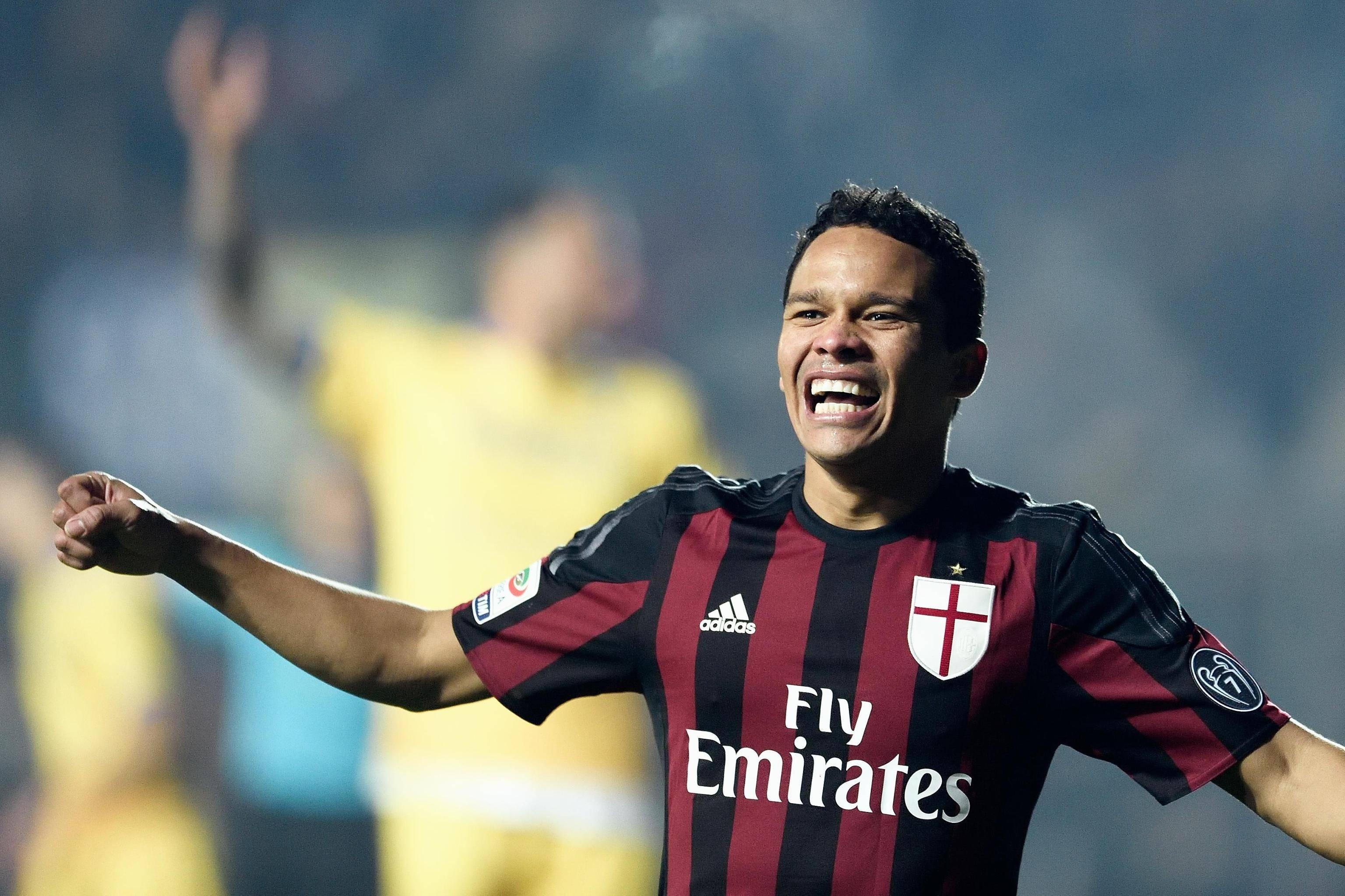 Carlos Bacca PSG