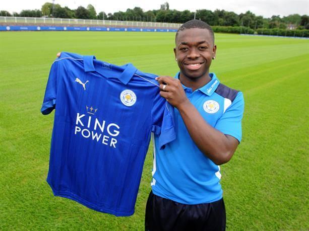 Nampalys Mendy Leicester City'de