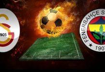 Galatasaray- Fenerbahçe