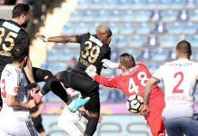 Osmanlıspor Gaziantepspor maçı