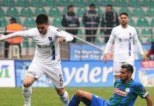 Çaykur Rizespor Trabzonspor maçı