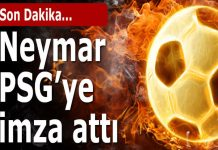 Neymar PSG transferi