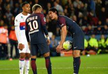 Cavani Neymar penaltı tartışması