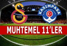 Galatasaray Kasımpaşa canlı izle