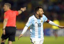 Arjantin Ekvador maçı