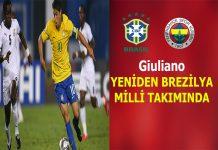 Giuliano Brezilya milli takımı