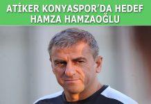 Hamza Hamzaoğlu Konyaspor
