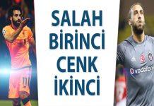 Mohamed Salah Cenk Tosun