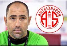 Igor Tudor Antalyaspor teknik direktörü