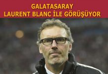 Laurent Blanc Galatasaray