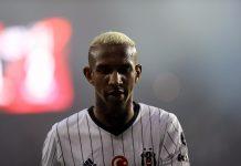 Talisca Fenerbahçe maçında yok