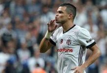 Beşiktaşlı Pepe sakatlandı