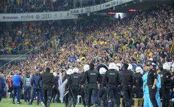 Fenerbahçe Beşiktaş kupa maçı
