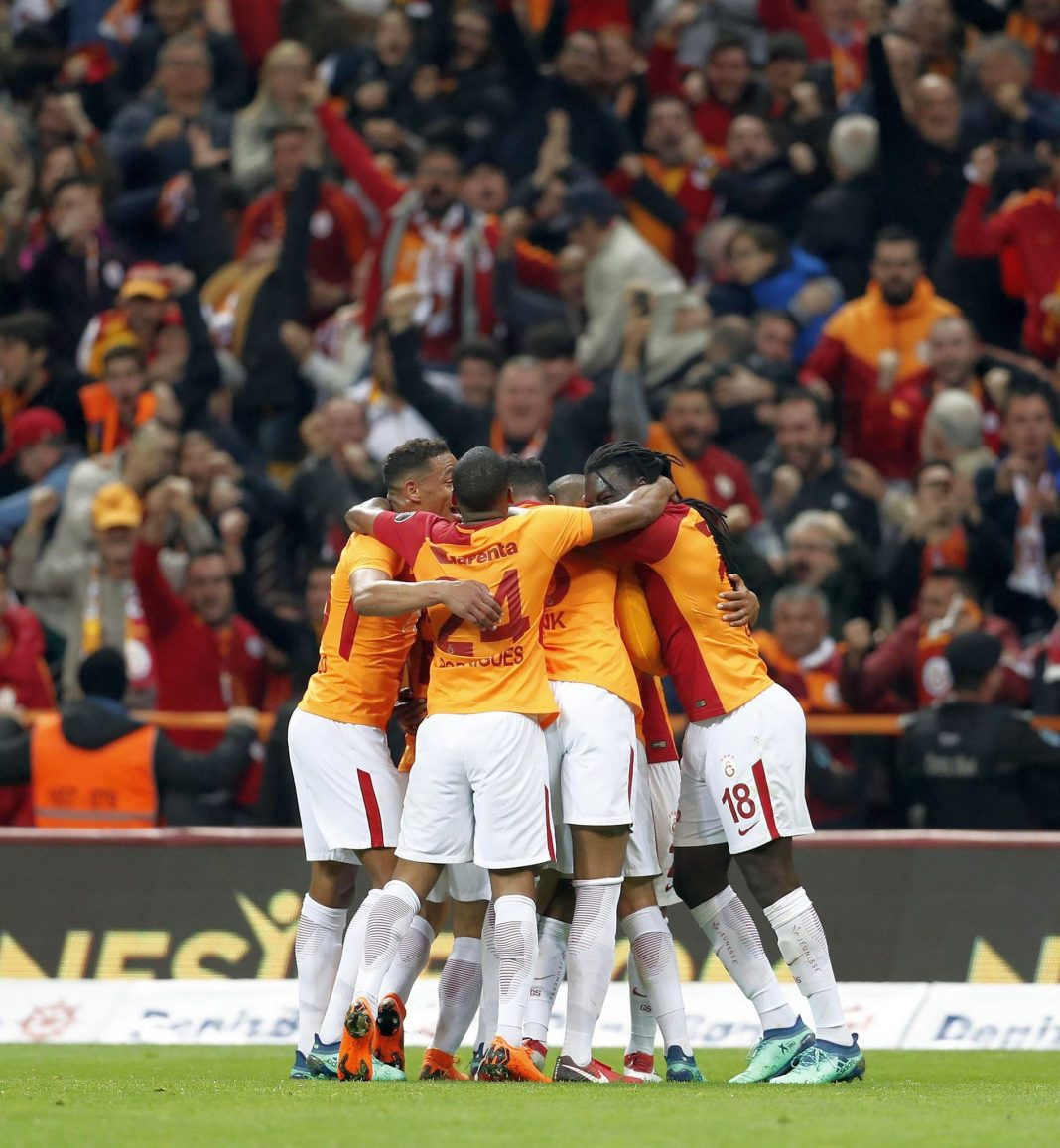 Galatasaray Başakşehir maçı