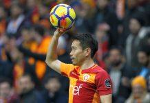 Galatasaray Yuto Nagatomo