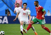 Fas - İran maçı Dünya Kupası 2018