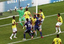 Kolombiya Japonya Dünya Kupası 2018