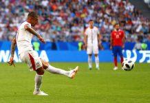 Kostarika Sırbistan Dünya Kupası 2018