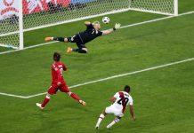 Peru Danimarka maçı