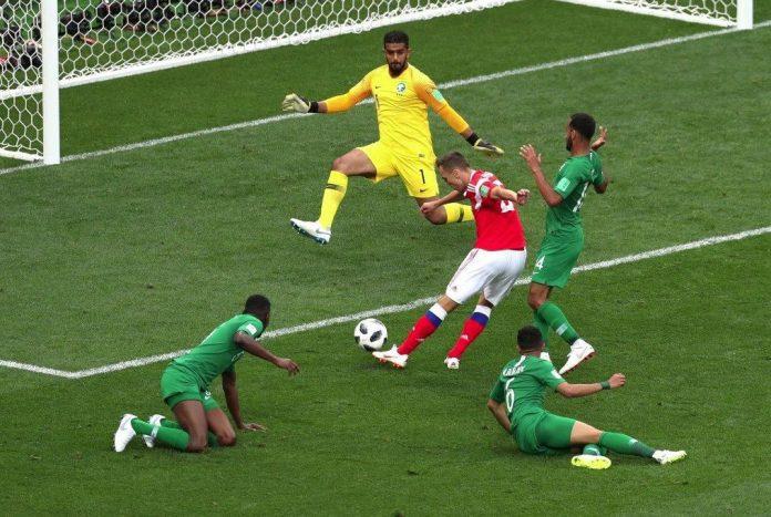 Rusya Suudi Arabistan maçı dünya kupası