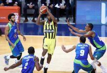 Tofaş Fenerbahçe Doğuş serinin 4.maçı