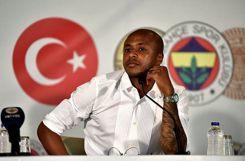 Andre Ayew Fenerbahçe