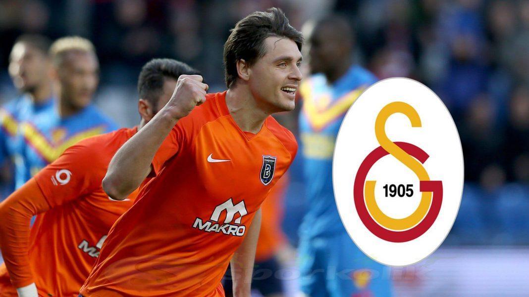 Alexandru Epureanu Galatasaray