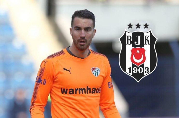 Harun Tekin Beşiktaş