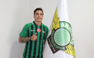 Josue Pesqueira Akhisar