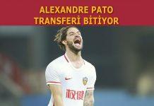 Alexandre Pato transfer Galatasaray