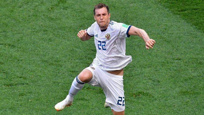 Artem Dzyuba Galatasaray