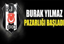 Burak Yılmaz Beşiktaş