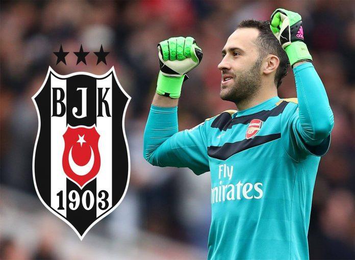 David Ospina Beşiktaş
