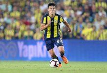 Eljif Elmas Fenerbahçe