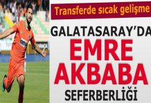 Emre Akbaba transferi
