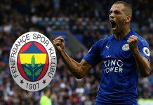 Islam Slimani Fenerbahçe