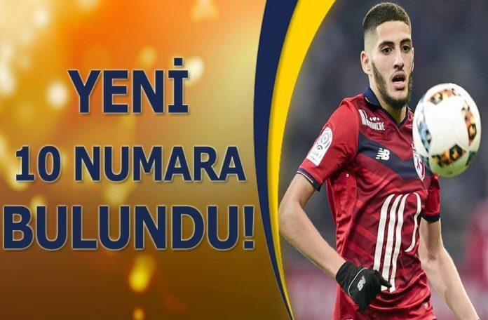 Yassine Benzia Fenerbahçe