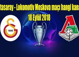 GalatasarayLokomotiv Moskova maçı şifresiz beinsport haber