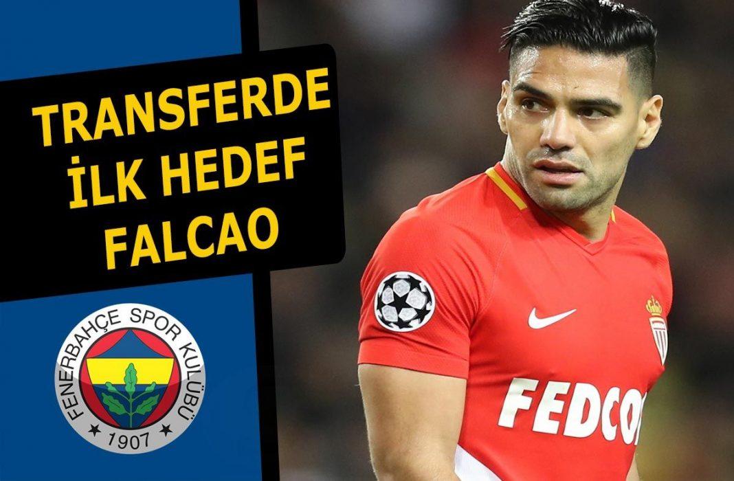 Radamel Falcao Fenerbahçe