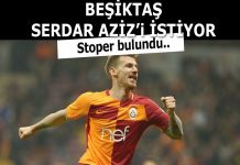 Serdar Aziz Beşiktaş