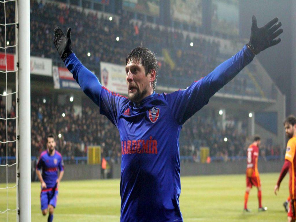 Yevhen Seleznyov Galatasaray transferi