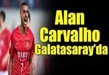 Alan Carvalho Galatasaray