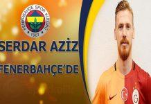Serdar Aziz Fenerbahçe