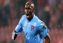 Stephane Mbia Trabzonspor