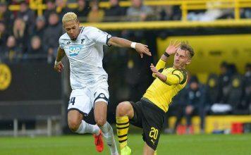 Dortmund Hoffenheim golleri
