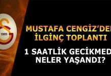 Mustafa Cengiz ibra açıklaması